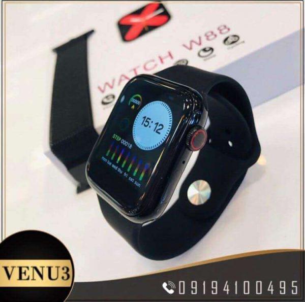 ساعت هوشمند مدل W88