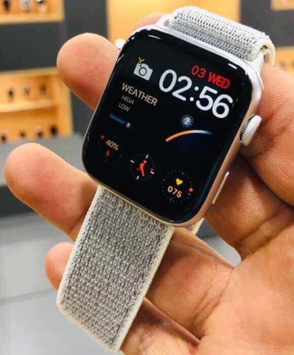 ساعت هوشمند مدل FK99 pro