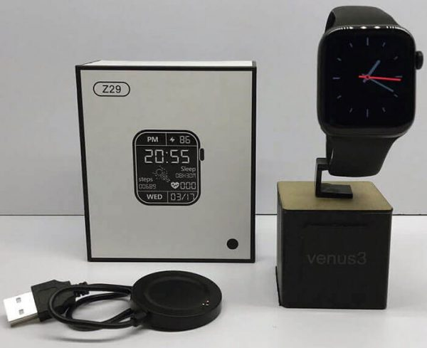 ساعت هوشمند مدل Z29