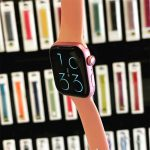 ساعت هوشمند مدل HW22+Max